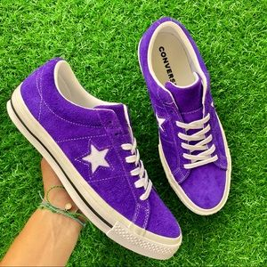 Converse All Star One Star Ox Court Purple